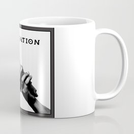 ABNEGATION - DIVERGENT (draw by me) Coffee Mug