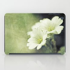 pretty in green. iPad Case