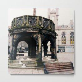 Aberdeen, Castlegate Metal Print