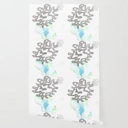 Scandi Micron Art Design | 170330 Liquid Souls 13 Wallpaper