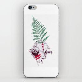 War  Cat iPhone Skin