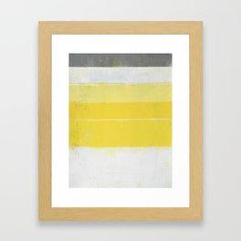 Citric Framed Art Print