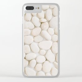 Tropical Background 05 Clear iPhone Case