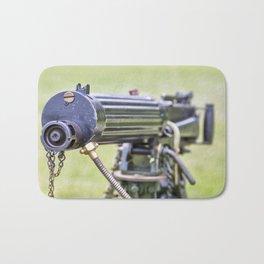Vickers Machine Gun Bath Mat