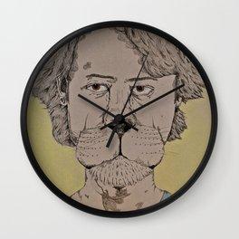 The LionMan Wall Clock