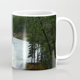 Sunwapta Falls View Coffee Mug