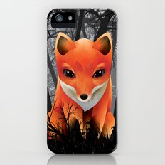 Vulpes Vulpes  at  Night iPhone (5, 5s) Slim Case