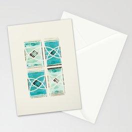« bleu turquoise » Stationery Cards