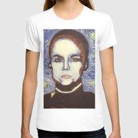 ripley T-shirts featuring Ellen Ripley- Alien by Evanne Deatherage
