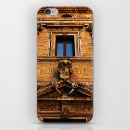 S. Maria in Trivio church in Rome iPhone Skin