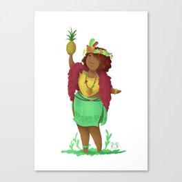 Yavanna Canvas Print