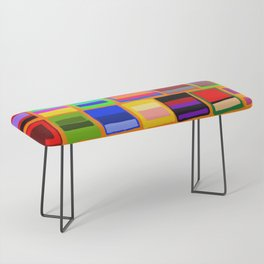 Rothkoesque Bench