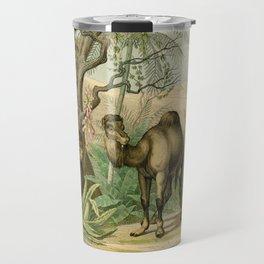 Giraffe and Friends Travel Mug