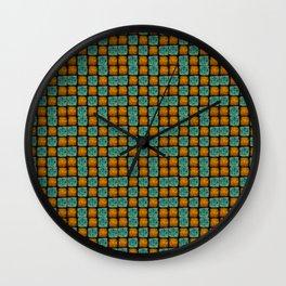 ENCORE UN PEU Wall Clock