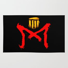 Dredd - The Law Rug