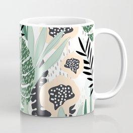 Jungle fever in Mint Green Coffee Mug