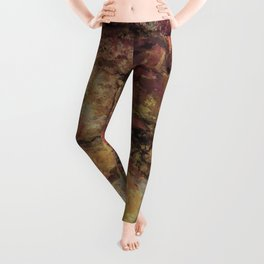 """Grunge brick wall"" Leggings"