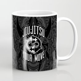 Brazilian Jiu-jitsu Chess Kings Coffee Mug