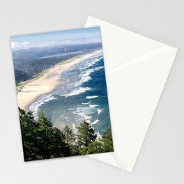 Coastline - Oregon Coast Stationery Cards