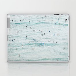 IT'S CROWDED FOR THE CROWD Laptop & iPad Skin