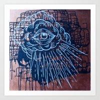Quattro Stagioni 4/4 Art Print