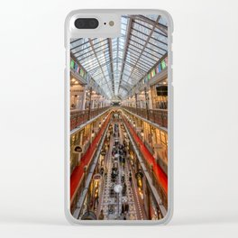 The Strand Arcade, Sydney Clear iPhone Case