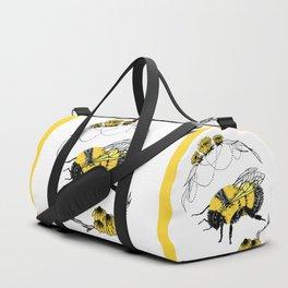 Bumble Bee Duffle Bag