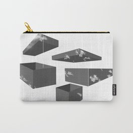 Geometric mess Carry-All Pouch