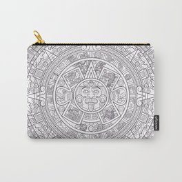 Sun Stone Carry-All Pouch