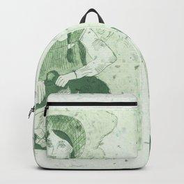 Anne of Gren Gables Green Backpack