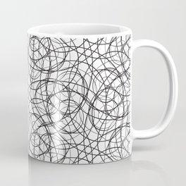 Curly cobweb Coffee Mug