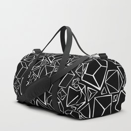 Dice Collection Pattern Duffle Bag