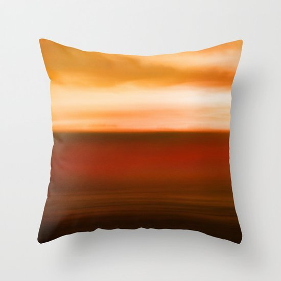 Soulscape II Throw Pillow