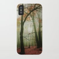 portal iPhone & iPod Cases featuring Portal by Iris Lehnhardt - Photography