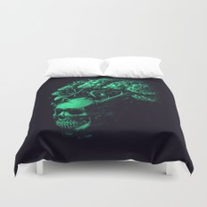 The End Is the Beginning Duvet Cover