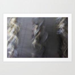 Ghosts n Stuff 3 Art Print