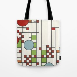 Frank lloyd wright pattern S02 Tote Bag