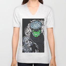 Hulkbuster Sabertooth Unisex V-Neck