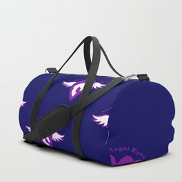 Mini Mini Angel Eyes: A mini horses dream to be rescued by this organization Duffle Bag