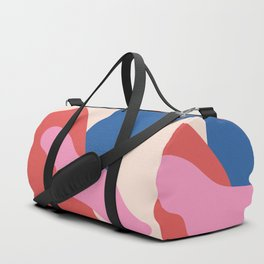 Big Shapes / Chewing Gum Duffle Bag