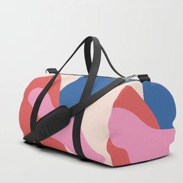Big Shapes / Chewing Gum Duffle Bag