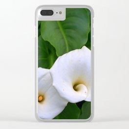 Warburton 12 Clear iPhone Case