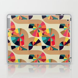 Kaleidoscope Pattern Laptop & iPad Skin