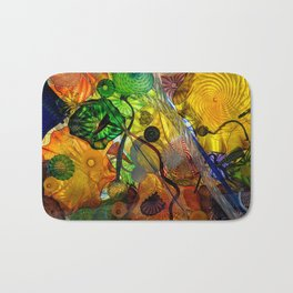 Seatlle Artwork Bath Mat