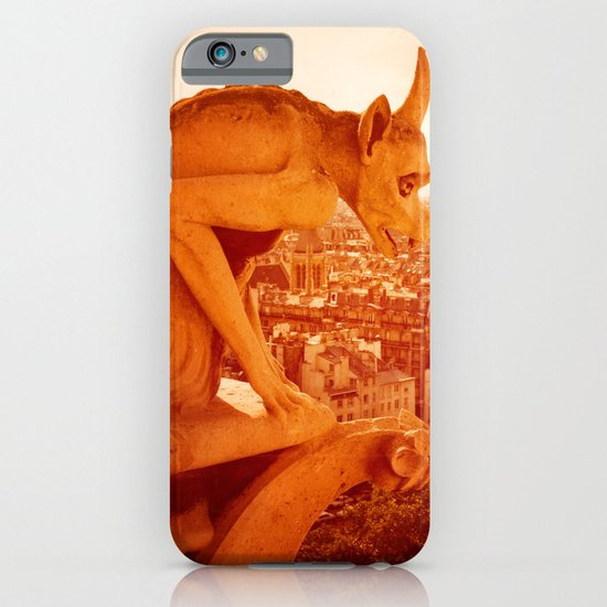 Gargoyle iPhone & iPod Case