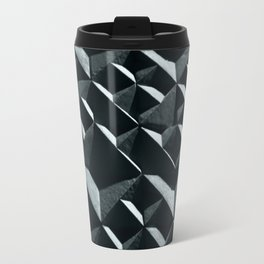 Black Diamonds - Concrete Travel Mug