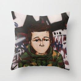 Street fighter Throw Pillow