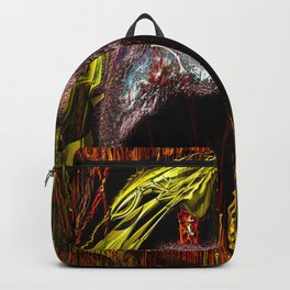 On Golden Wings Backpack