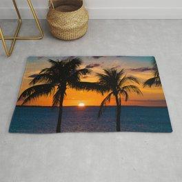 Key Largo Sunset Rug