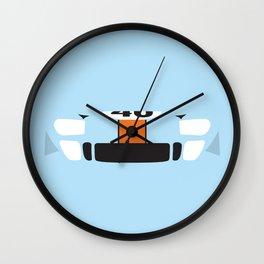 Minimal GT40 1968 Le Mans Wall Clock